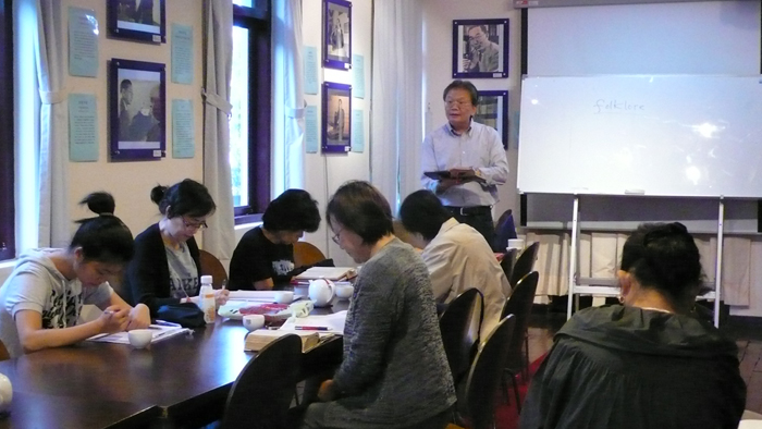 a study on lin yutang s Tuan-chi hsieh email: tuan-chihsieh13@uclacuk supervisor: dr mark shuttleworth a corpus-based study of translating metaphors from chinese into english lin yutang's (1895-1976) works of philosophy and literature have raised huge interest in chinese speaking locales over the decades.